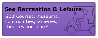 search for virtual tours for Recreation and Leisure including museums, wineries, theatres, spas and tourism